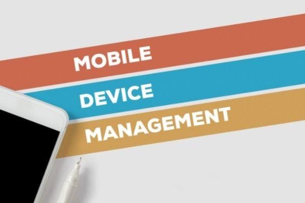 Digital Transformation - Mobile Device Management